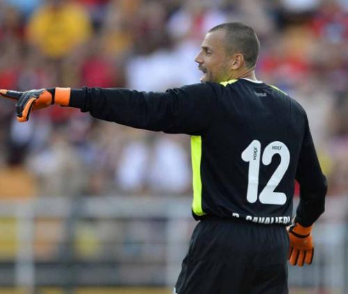 Com a confiança de todos, Cavalieri volta à meta tricolor contra o Grêmio