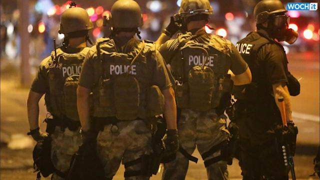 Film's Rolling: Ferguson Police Gear Up With Body Cameras