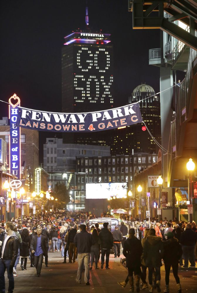 World Series rating up 17 percent over 2012