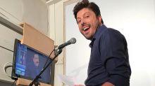 Danilo Gentili defende Silvio Santos e diz que mulheres precisam entender brincadeira