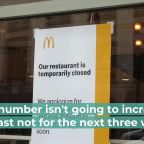 McDonald's Puts a Pause on Reopening of Dining Rooms Nationwide