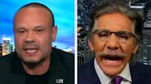 Geraldo Rivera and Dan Bongino feud reaches a boiling point on 'Hannity': 'You son of a b****!'