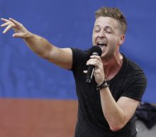 OneRepublic frontman Ryan Tedder thinks the future of music is in wearables