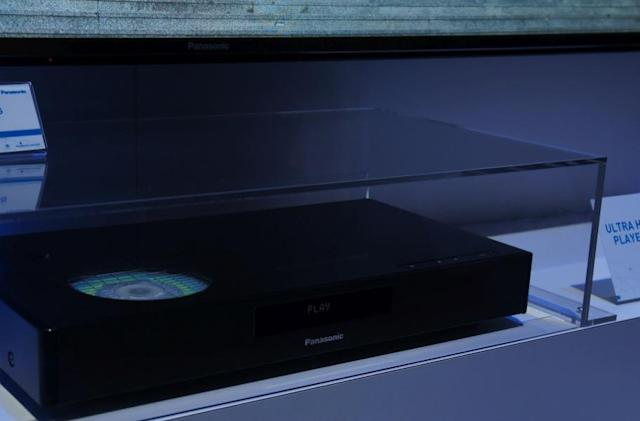 Ultra HD Blu-ray will have 4K discs here in time for the holidays
