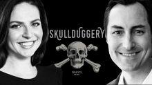 Skullduggery TV: Mueller's Swan Dive