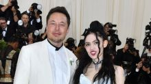 Grimes hints she and Elon Musk are expecting first child together
