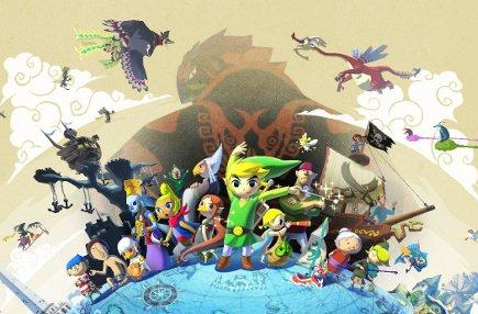 Deja Review: The Legend of Zelda: The Wind Waker HD
