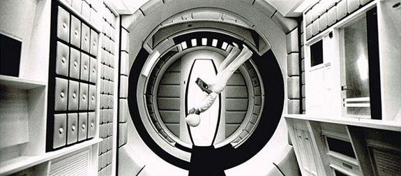 2001: A Space Odyssey, by Stanley Kubrick & Arthur C. Clarke, 1968