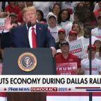 White House press secretary Stephanie Grisham: Dems throwing 'temper tantrum' trying to undo 2016 election