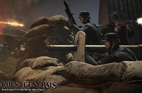 Heroes & Generals gets a huge update