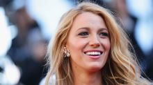 Blake Lively Twins With Meghan Markle