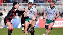 Northampton go fourth in Premiership with London Irish win