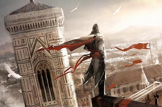 Assassin S Creed Artwork Being Showcased In Paris Gallery Engadget