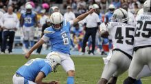 Day after receiving Philip Rivers' death glares, kicker Caleb Sturgis cut by Chargers