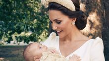 Kate Middleton Shares the Most Candid Photo Yet of 3-Month-Old Prince Louis