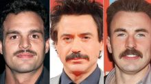 Robert Downey Jr. Hilariously Battles with Chris Evans and Mark Ruffalo Over Their Facial Hair