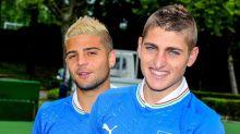 PSG - Naples :  Verratti et Insigne se sont tant aimés