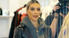 Kim Kardashian prohíbe a sus hijos jugar en el salón de su casa
