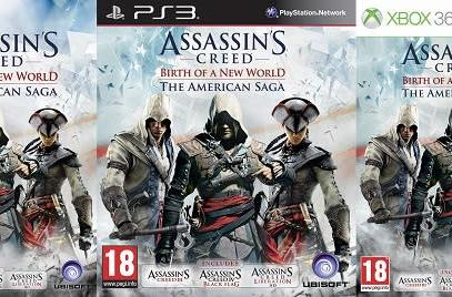 Assassin's Creed bundles up its American saga for October