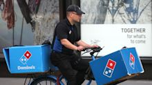 Lockdown drives delivery boom for Domino's Pizza
