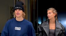 Justin Bieber and Hailey Baldwin Hold Hands in NYC as Model Addresses Marriage Rumors