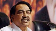 Eknath Khadse demands disciplinary action against BJP workers responsible for defeat in Maharashtra, says he has evidence against guilty cadre