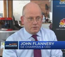 GE CEO John Flannery: The board has encouraged me to look...
