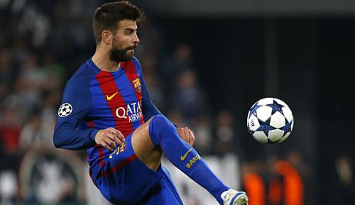 Primera Division: Barcelona: Pique stichelt gegen Fans von Real Madrid