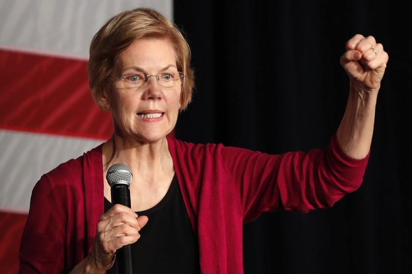 Opinion: The coronavirus has made it abundantly clear — the world needs Elizabeth Warren to be vice president