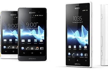 Sony announces Xperia Go and Xperia acro S: waterproof and dual-core (video)