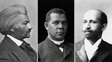 Who's missing? Top author stirs anger with 'too white' history