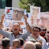 Jordanians protest after writer shot dead