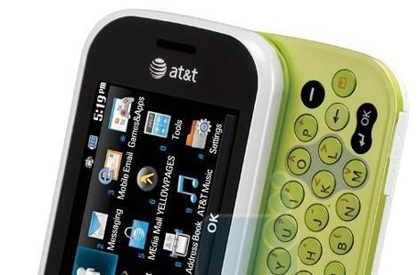 Is AT&T prepping to launch the LG Neon?