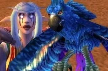 Phat Loot Phriday: Parrot Cage (Hyacinth Macaw)