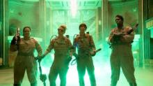 First Photo of the New Ghostbusters in Action