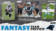 NFL Team Preview: Panthers offer more than Christian McCaffrey for fantasy