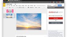 /C O R R E C T I O N -- Shutterstock, Inc./