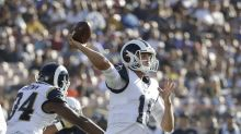 Jared Goff struggles with ball security in third preseason game