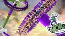 First Look: Six Flags Fiesta Texas' new thrill ride (slideshow) (Video)