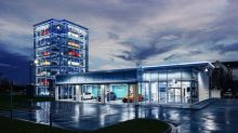 Carvana Debuts its Newest Car Vending Machine in Indianapolis