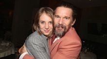 Maya Hawke Reveals Dad Ethan Hawke Helped Her Land Role in Once Upon a Time in Hollywood