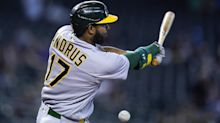 A's Elvis Andrus says slow start 'humbling,' aims to work through it