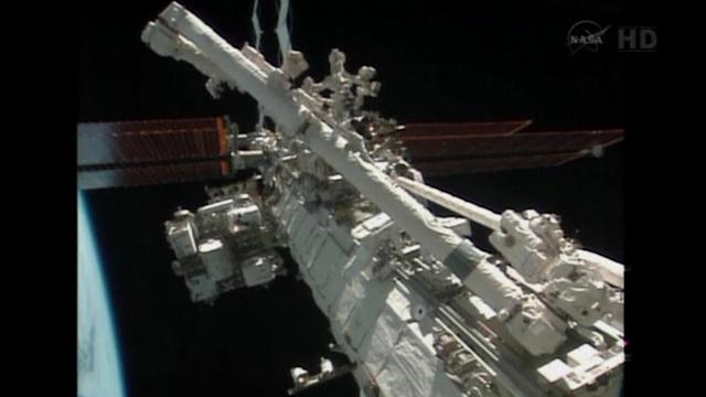 NASA spacewalkers at it again, after helmet leak months ago