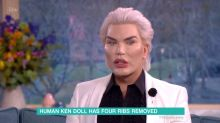 This Morning viewers in SHOCK over Human Ken Doll's revelation