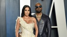 Kanye West's bizarre tribute to wife Kim Kardashian as she becomes billionaire