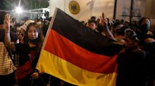 German embassy in Bangkok becomes flashpoint as demonstrators pressure Berlin on Thai king's legal status