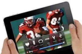 Sling working on player for iPad, Windows Phone 7 Series