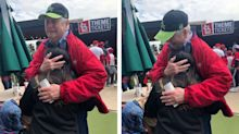 Family unexpectedly meets man who received loved one's heart: 'I'm so blown away'