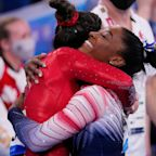 Chasing Gold: Suni Lee taking medals to Auburn; Biles closes out Tokyo with bronze on beam