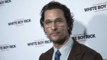 Matthew McConaughey is now a professor at the University of Texas